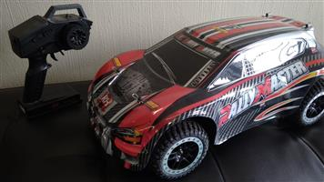Rc Rally Master Pro 4wd