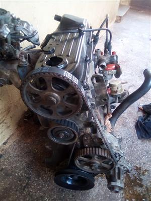 1.8 LITRE , GOLF 2 ENGINE FOR SALE, COMPLETE