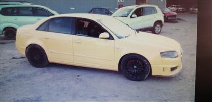 2006 Audi A4 2.0T DTM