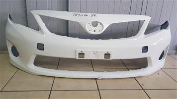 Toyota Professional Front Bumpers for sale