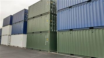Shipping and storage containers for sale