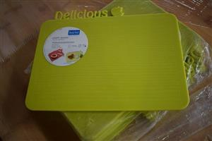Green Koziol placemats for sale