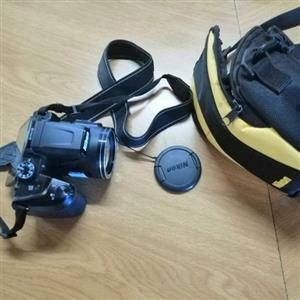 Nicon B500 zoom lens