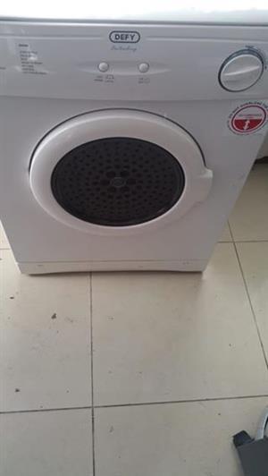 Defy auto dry tumble dryer