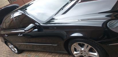 2006 Mercedes Benz E Class E350 Elegance