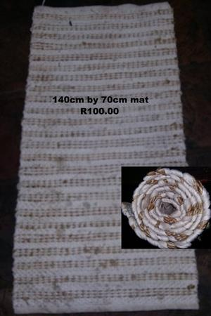 White rug for sale
