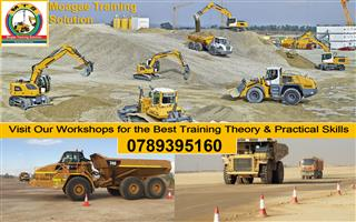 Mining Training Centre, Mining School,Mogae Training Solution:0789395160