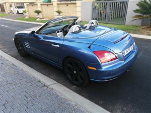 2005 Chrysler Crossfire 3.2 Roadster Limited automatic