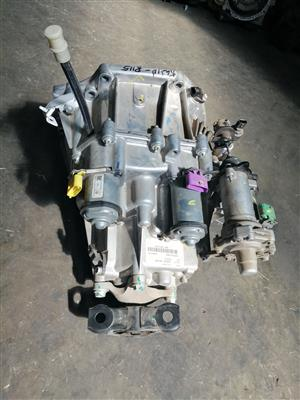 RENAULT KWID AUTOMATIC GEARBOX