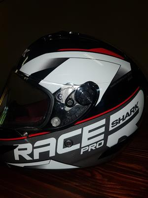 Shark Race Pro Carbon Fiber Helmet