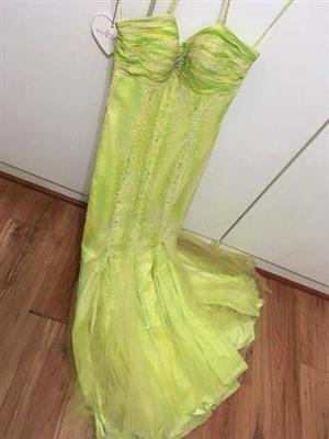 Stunning Matric Farewell dress