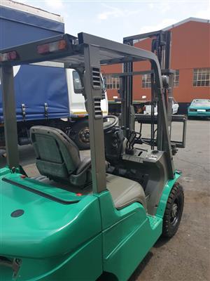 Used 2009 Mitsubishi Forklift for sale