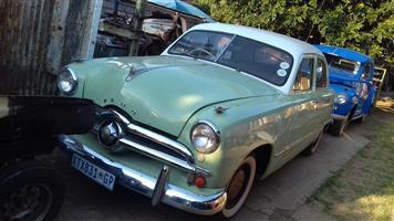 1949 Ford 4 door