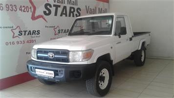 2010 Toyota Land Cruiser 79 4.2D