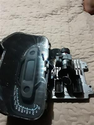Selling  lock set for Chevrolet 1.4L
