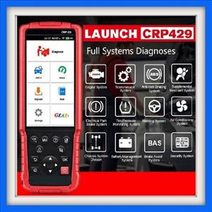 OBD2 CODE READER Full System diagnostic LAUNCH X431 429 Now in stock!!