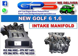 New VW Golf 6 1.6 Intake Manifold for Sale