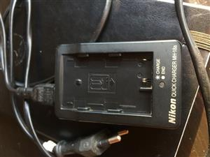 Photography - Nikon battery charger