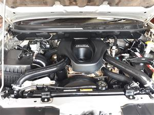 Isuzu KB double cab KB 250 D TEQ HO X RIDER 4X4 P/U /D/C