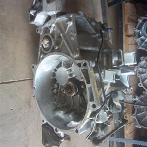 Jeep Gearbox