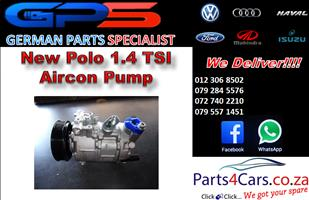 New VW Polo 1.4 TSI Aircon Pump for Sale