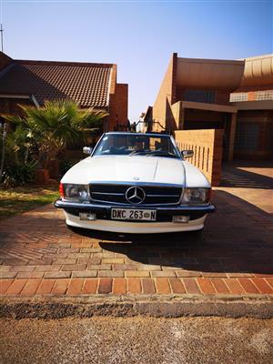 1977 Mercedes 450SL