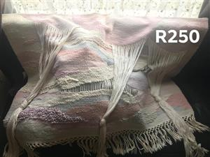 Couch throw for sale