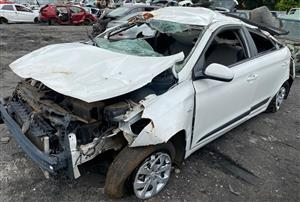 Hyundai i20 1.2 2016 Stripping for spares