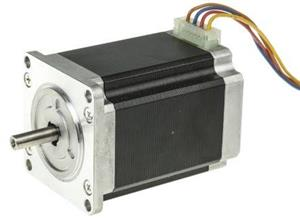 Stepper motors, drivers, linear rails, ballscrews,