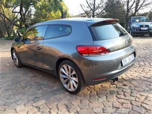 2010 VW Scirocco 2.0TSI Sportline