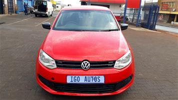 2014 VW Polo sedan POLO GP 1.4 COMFORTLINE
