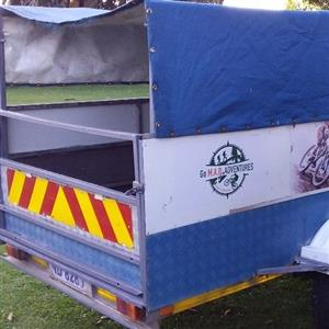 Heavy duty trailer for Hire