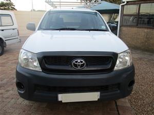 2011 Toyota Hilux single cab HILUX 2.0 VVTi P/U S/C