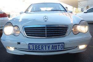 2005 Mercedes Benz C Class C180 Avantgarde auto