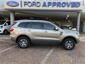2017 Ford Everest EVEREST 2.2 TDCi XLT A/T