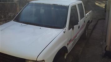 1994 Isuzu KB double cab KB 250 D TEQ HO HI RIDER P/U D/C
