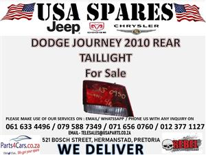 Dodge Journey 2010 Rear taillight For Sale