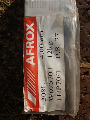 Afrox Stainless Steel welding electrodes