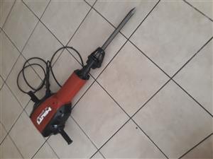 Hilti TE3000 AVR jackhammer