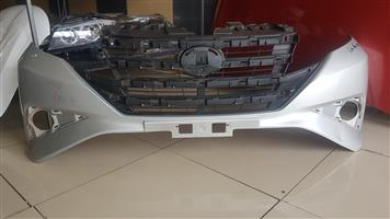 TOYOTA RAV4 FRONT BUMPER FOR SALE