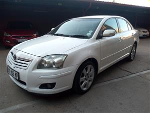 2009 Toyota Avensis 2.0 Advanced