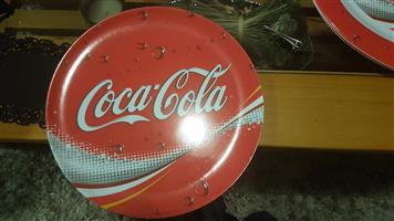 Coca Cola - Melamine Plates