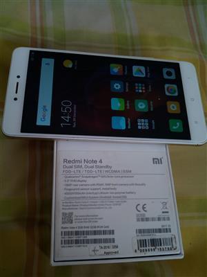 Redmi Note 4 32GB 3GB RAM