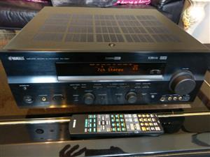Yamaha 7.1 channel Amplifier RX V657 for sale  Midrand