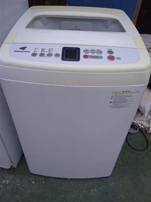 8kg washing machine for sale