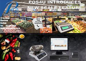 POS SYSTEM + SCALE