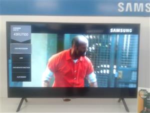 Samsung 43inch 4K UHD smart tv