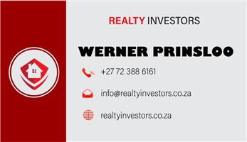 We need cash Properties !!