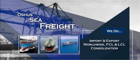 Logistics Imports and Exports Services