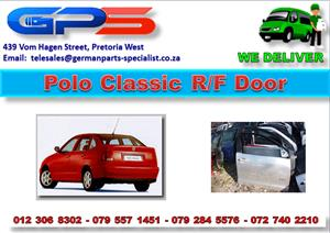 Used VW Polo Classic R/F Door for Sale